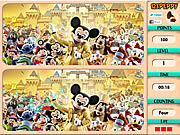 Play Spot 6 diff - mickey Game