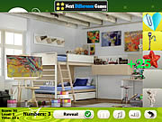Play My flat find objects Game