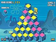 SpongeBob SquarePants: Pyramid Peril game