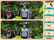 Play Spot 6 diff - journey 2 the mysterious island Game
