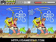 Play Spongebob the secret Game