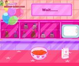 Play Heart shape cookies Game