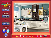 Cooking Room Hidden Object game