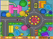 Play Resort spa parking Game