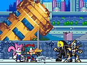 Vea dibujos animados gratis Soul Knights vs Quam Singulari