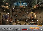 Play Letters in mysterious treasure Game