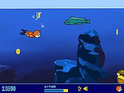 Gioca gratuitamente a Teddy Goes Swimming