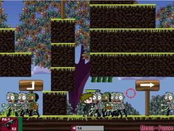Zombie  Village game