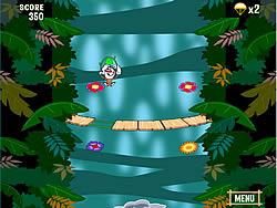 Gioca gratuitamente a Jungle Bounce