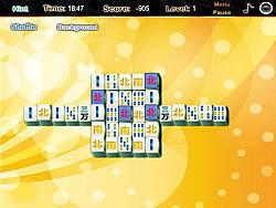 Quatro Mahjong game