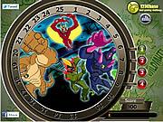 Play Ben10 hidden numbers Game