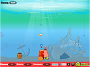 Play Patrick s burger shoot Game