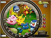 Pokemon Hidden Alphabets game