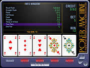 Play Poker machine Game