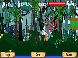 Gioca gratuitamente a Jungle Eggventure