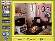 Play Kavin room hidden object Game