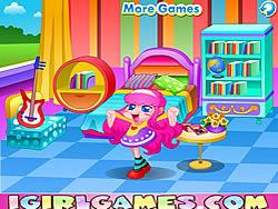New Princess Bedroom game