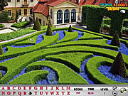Play Front house hidden alphabets Game