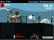 Play Nulear outrun Game
