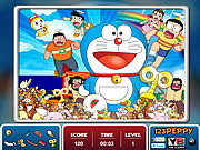 Doraemon- hidden objects