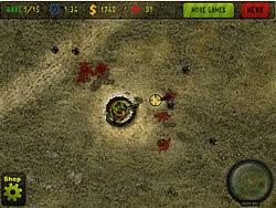 Anti Zombie Defense game