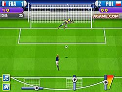 Gioca gratuitamente a Penalty Shootout 2012