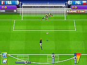 Play Penalty shootout 2012 Game