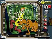 Play Scooby doo - hidden numbers Game