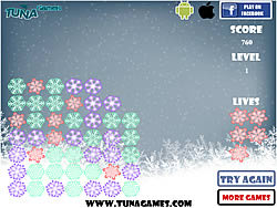 Snow Flakes game