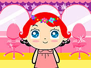 Play Little girl makeover Game