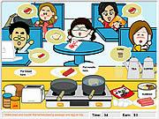 HK Cafe game