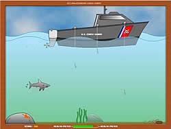 Sharks Attack oyunu