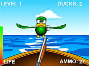 Play Boat hunt Game