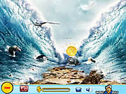 Play Treasure hunt-sinking ship Game