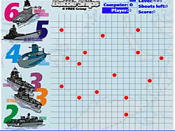 Battleships oyunu