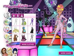 Nicki Minaj Fashion Game game