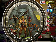 He Man Hidden Alphabets game