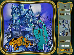 Scooby-Doo - Hidden Object game