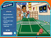 Play Maya miguel ping pong Game