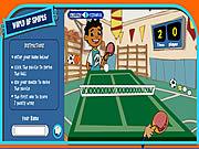 Maya & Miguel Ping pong game
