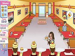 Unfabolous Burger Bustle game