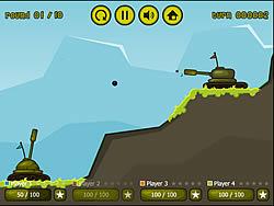 Permainan Tank-Tank Challenge