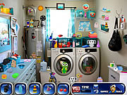 Washing Room game