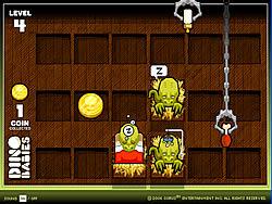 Dino Babies oyunu