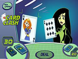 Kim Possible: Card Clash oyunu