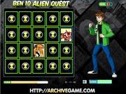 Play Ben 10 alien quest Game