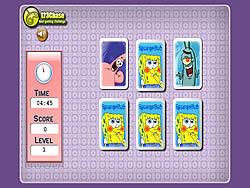 Spongebob Memory Match