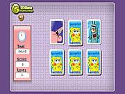 Spongebob Memory Match game