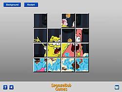 SpongeBob and Patrick Sliding game