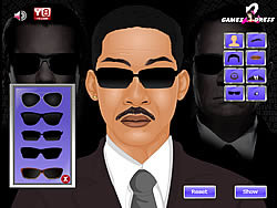 Will Smith MIB3 Makeover game